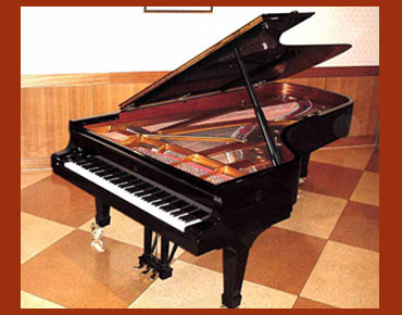 Steinway & Sons Full Concert Grand Piano